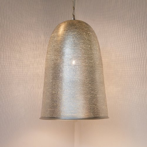 Hanglamp Dome Zilver