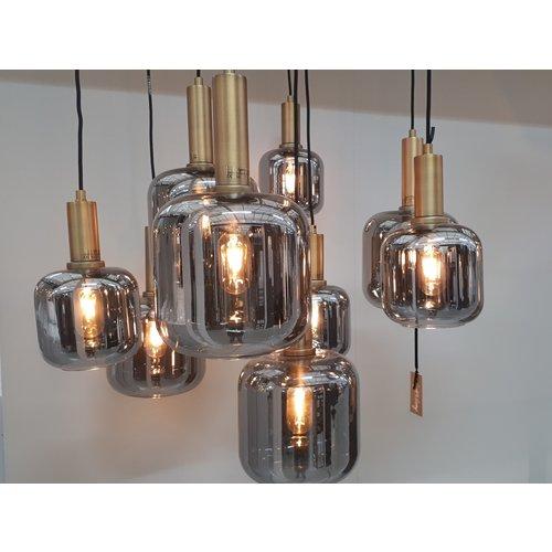 Hanglamp Aragorn rond 9 lichts