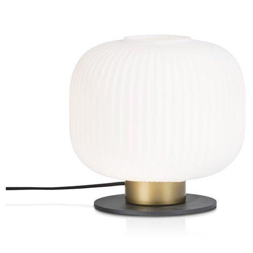 Tafellamp David breed + 1 led lamp cadeau