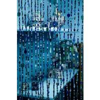 Gordijn Aneesha blauw - maatwerk mogelijk
