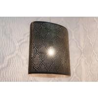 Egyptische hanglamp Oval Moorish