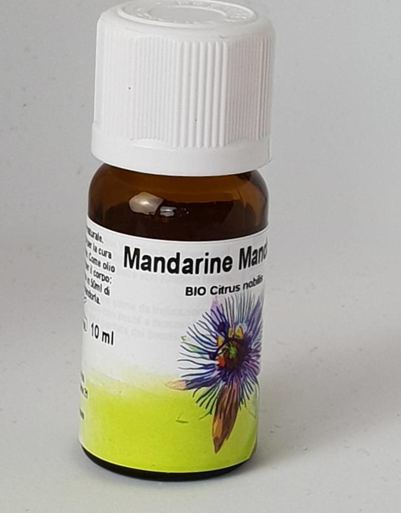 Bio Mandarino rosso - Citrus reticulata