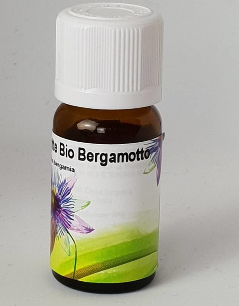 Bio Bergamotte Citrus bergamia