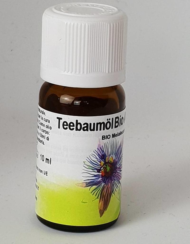 Albero del tè Bio Melaleuca Alternifolia (Tea Tree)