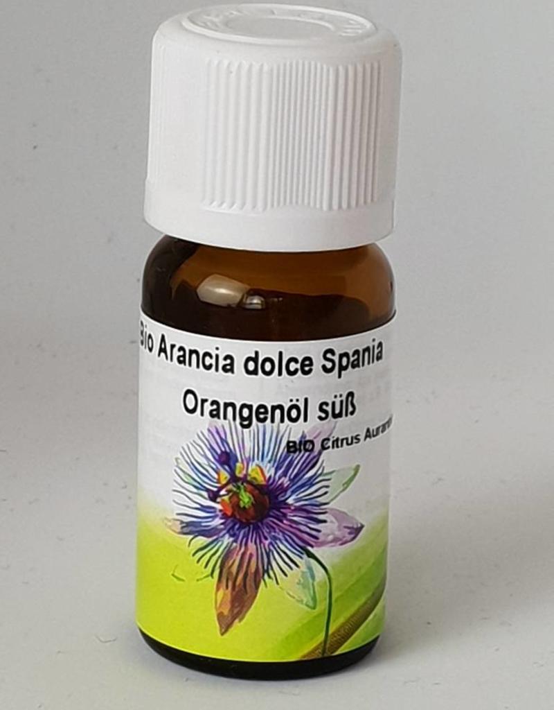 Bio Orange Süss Spanisch - Citrus aurantium