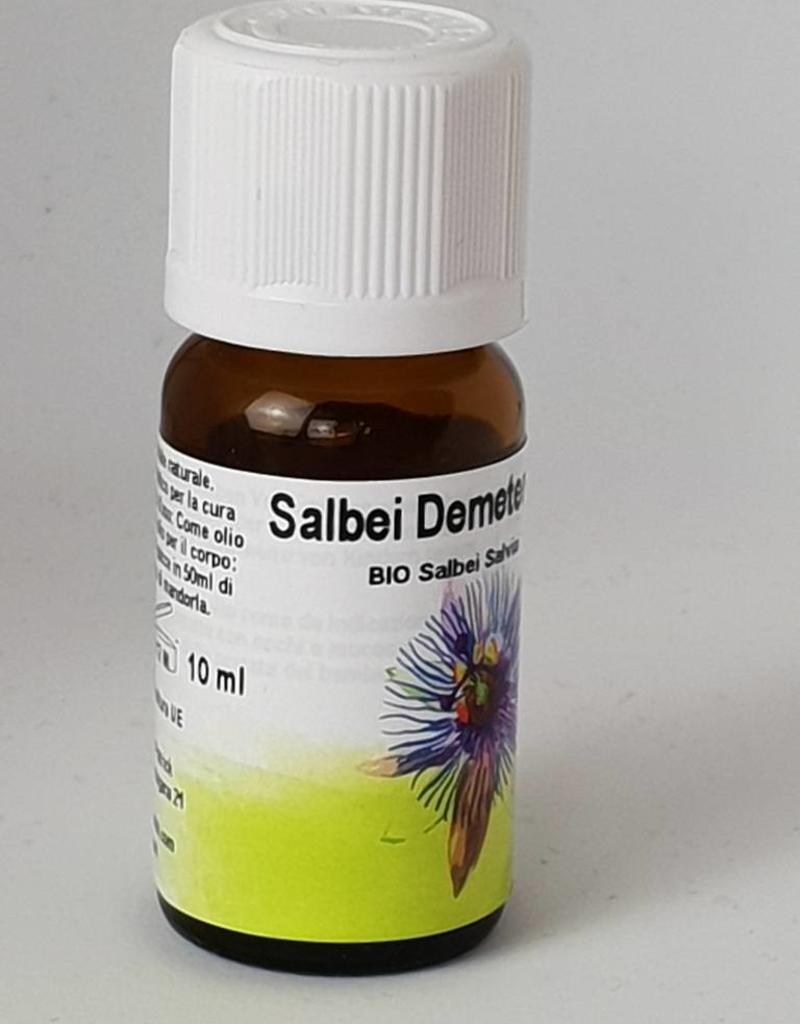 Demeter  Salvia officinalis