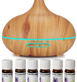 Diffusor-Kit für ätherische Öle 400 ml
