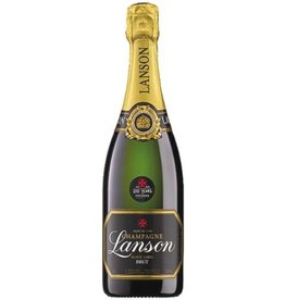 Champagner & Secco Glitzer Lanson Black Label Brut
