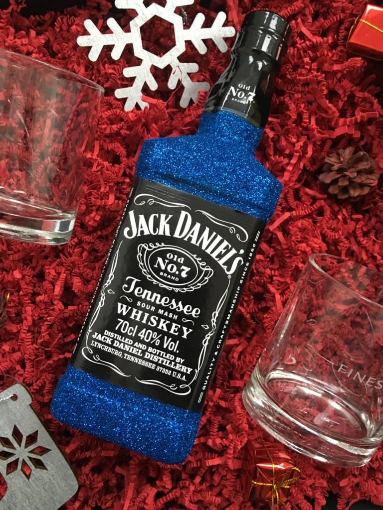 Geschenkset Glitzer Geschenkset Jack Daniels (0,7l)