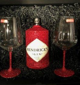 Geschenkset Glitzer Geschenkset Hendrick's Gin