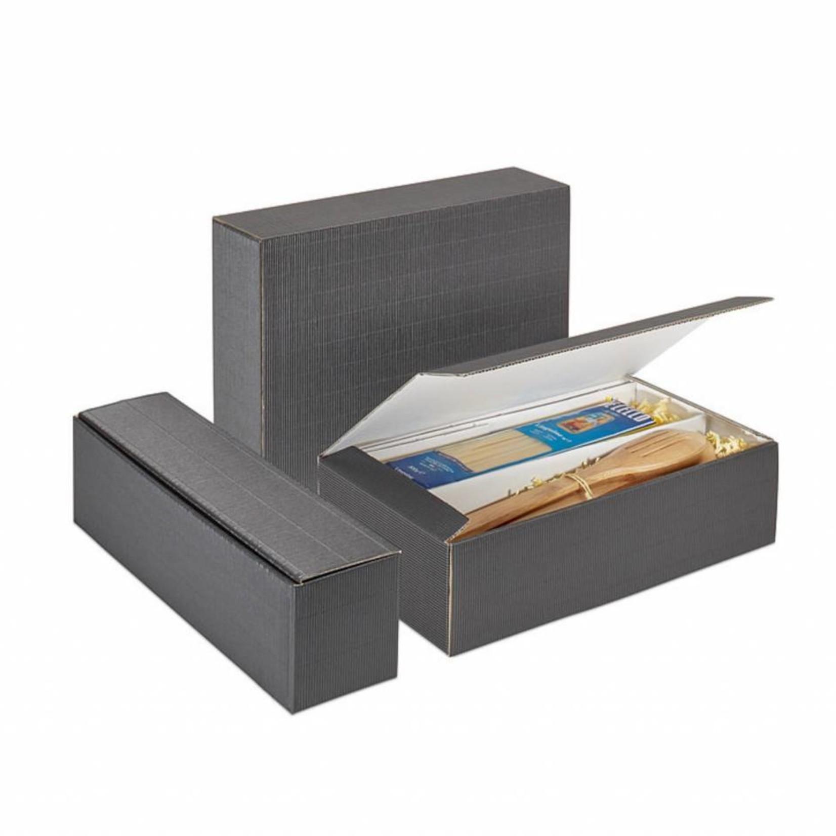 Geschenkset Geschenk-Box mit Papierschnipsel