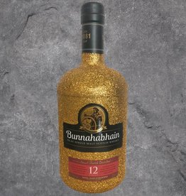 Whisky Glitzer Bunnahabhain Islay Single Malt Scotch 12 Jahre