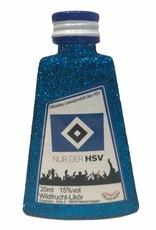 Likör Glitzer Mini Likör Nur der HSV (0,02l)