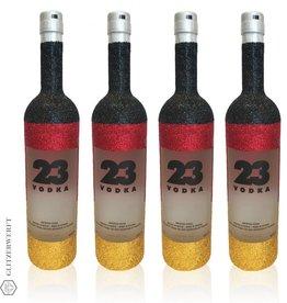 Vodka Glitzer Deutschland Vodka 23