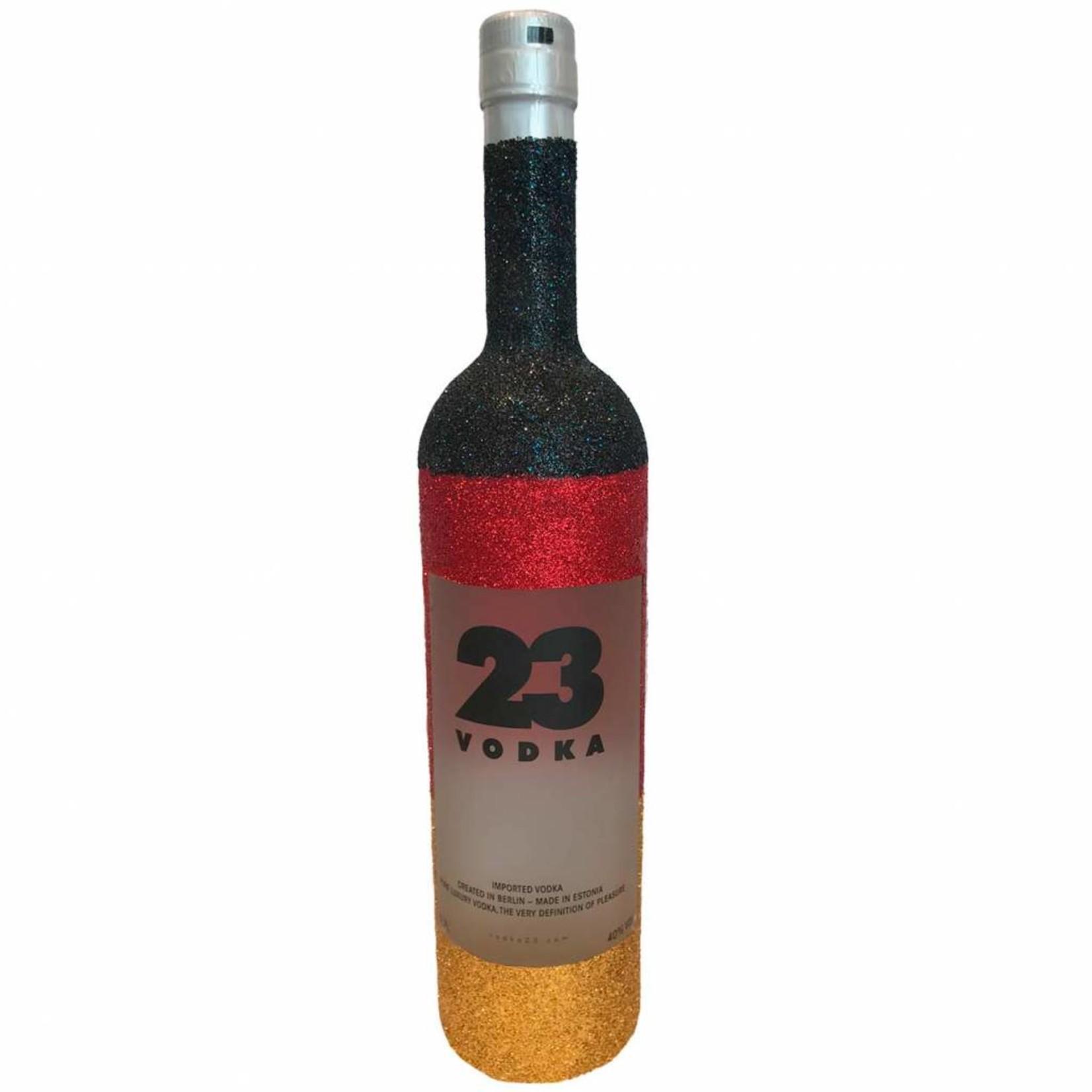 Vodka Glitzer Vodka 23 (0,7l)