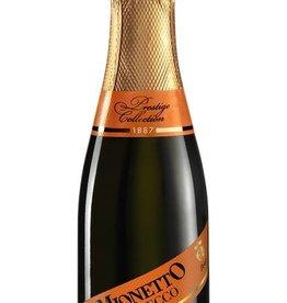 Champagner & Secco Glitzer Piccolo Mionetto Prosecco Spumante