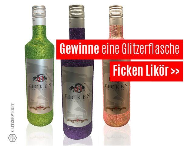 Gewinne eine Glitzerflasche von Glitzerwerft