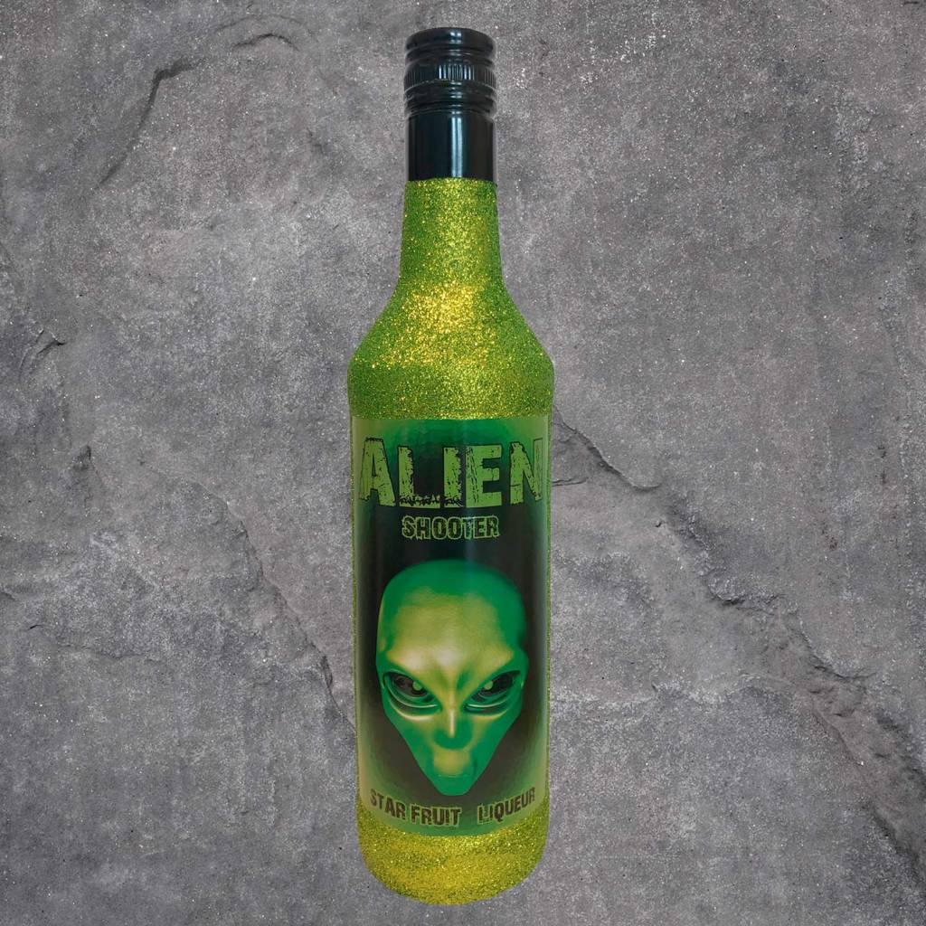 Likör Glitzer ALIEN Sternfrucht-Glitzer-Likör (0,7l)