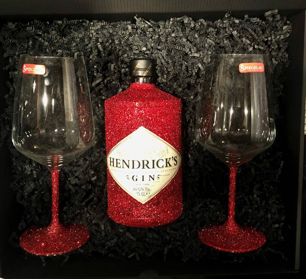 Geschenk für jeden Anlass gesucht? Wir haben das passende in der Glitzerflasche.