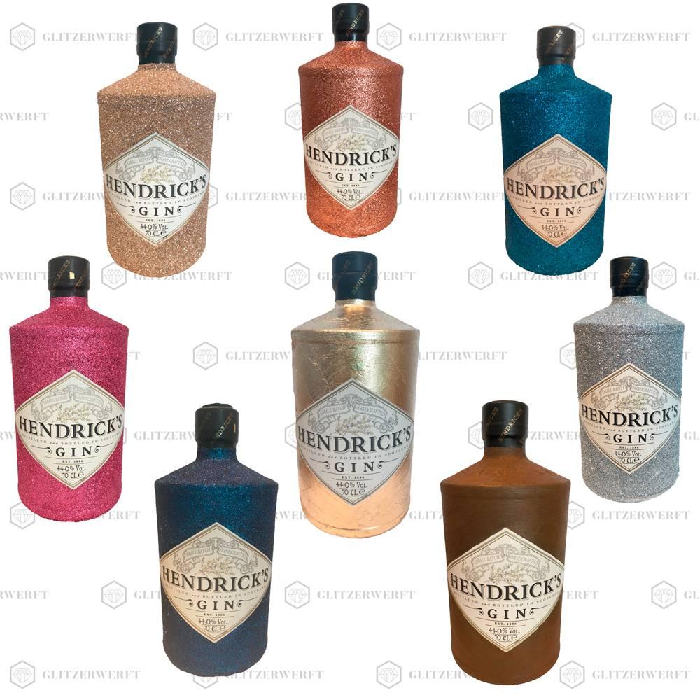 Gin Glitzer Hendrick's Gin (0,7L)