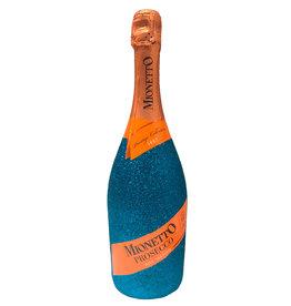 Champagner & Secco Glitzer Mionetto Prosecco Spumante DOC