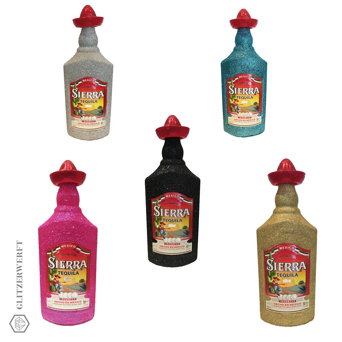 Glitzer Sierra Tequila