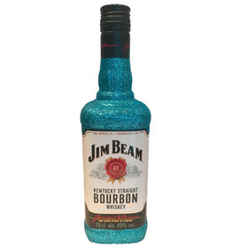 Whisky Glitzer Jim Beam Kentucky Straight Bourbon
