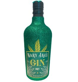 Gin Glitzer Mary Anas Hanfcrafted Gin