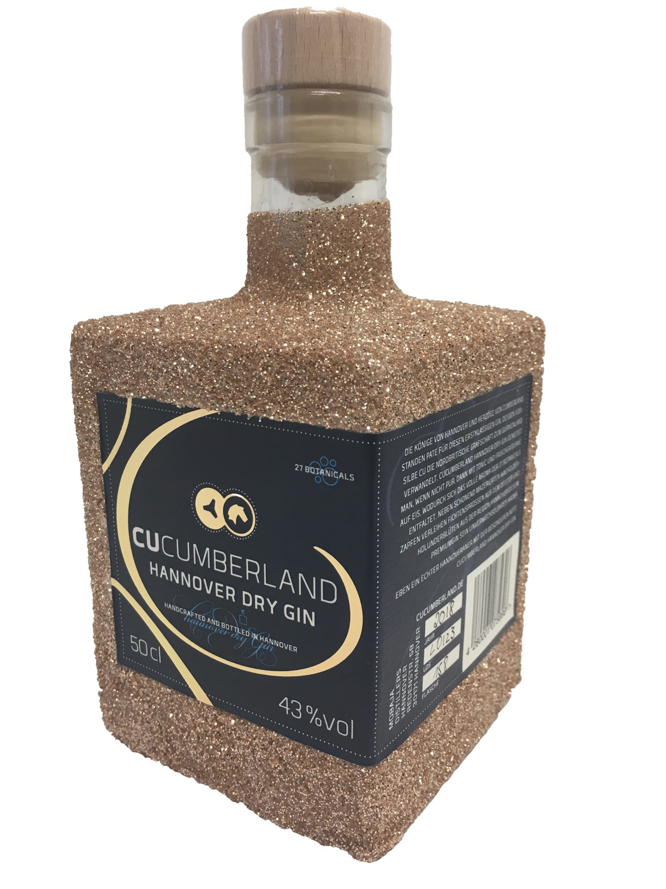 Gin Cucumberland Hannover Dry Gin (0,5L)
