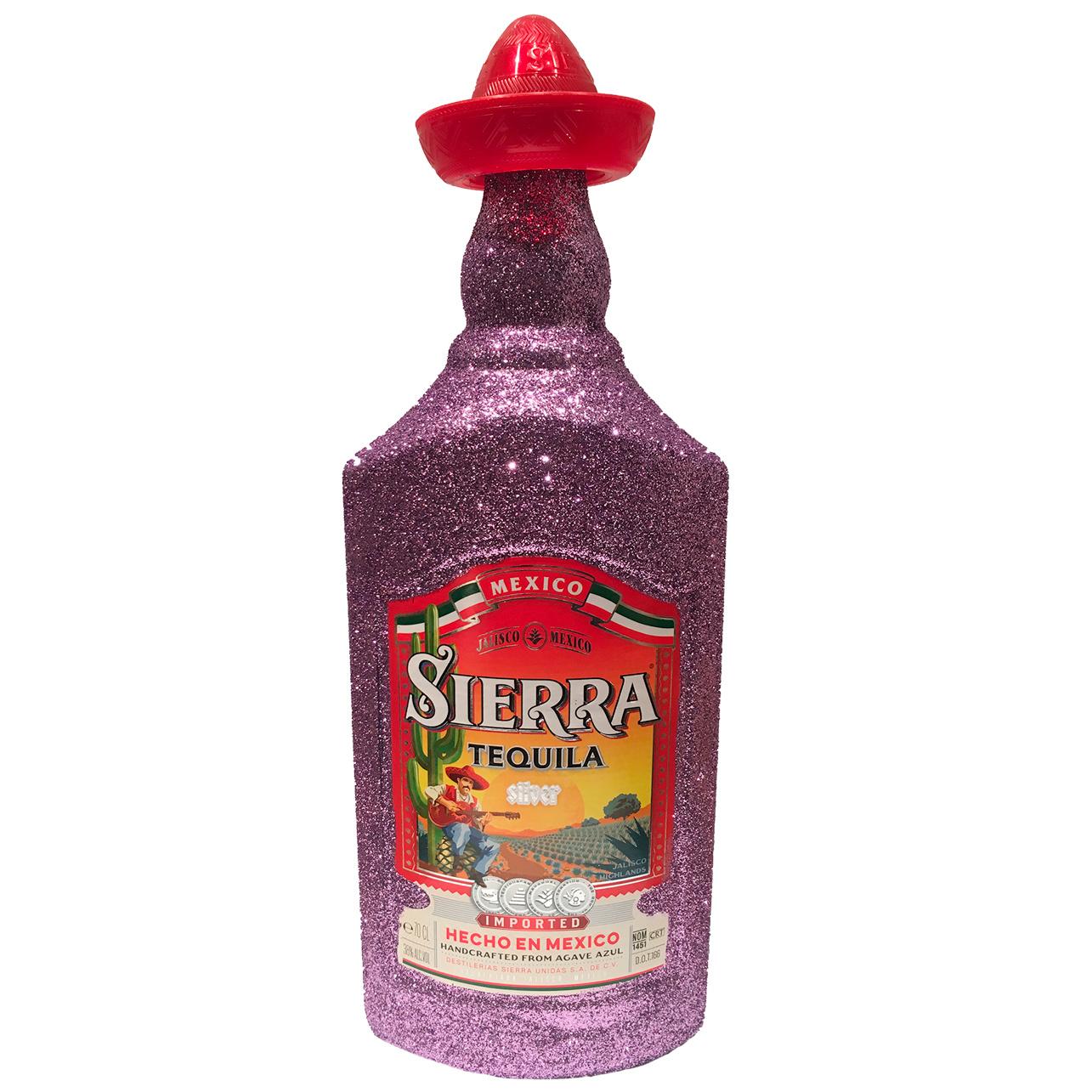 Spezial Brands Glitzer Sierra Tequila (0,7l)