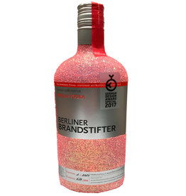 Vodka Glitzer Berliner Brandstifter Vodka