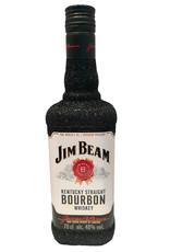 Geschenkset Glitzer Geschenkset  Jim Beam Kentucky Straight Bourbon (0,7l)