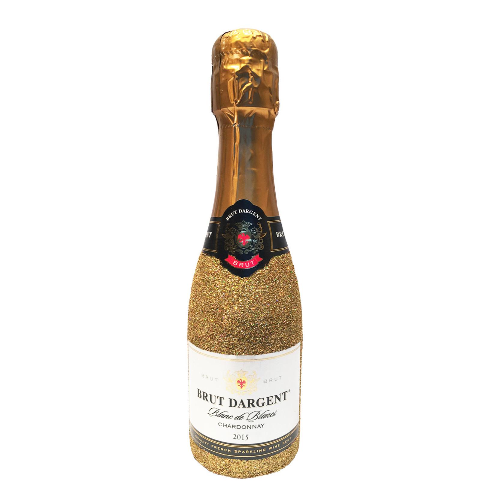 Champagner & Secco Glitzer Piccolo Sekt (0,2l)