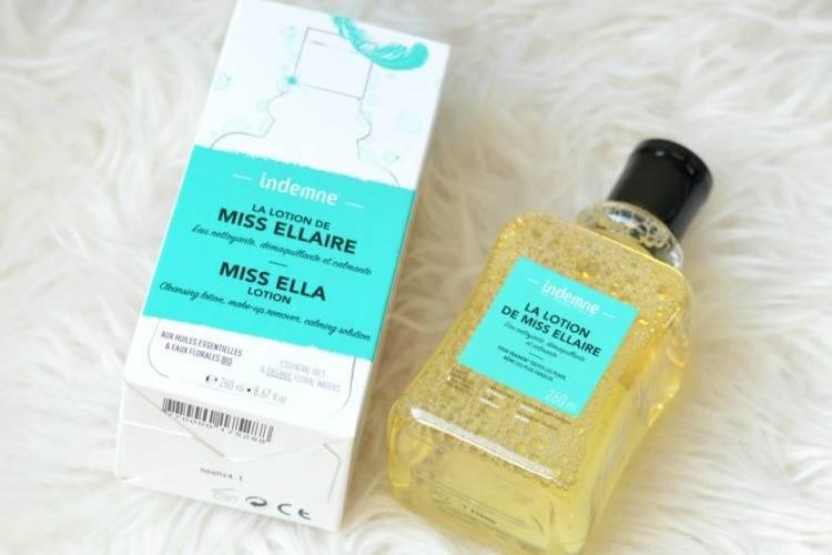 Review Miss ella lotion van Indemne