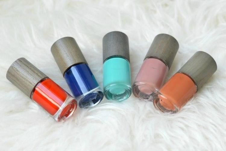 Review Boho nagellak kleurtjes