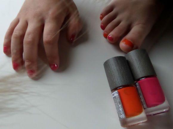 Review Boho nagellak tinten en kinderen...