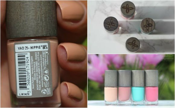 Review BoHo Green Cosmetics nagellak