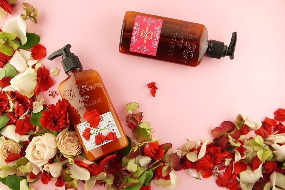Review: La Fare 1789 shampoo en conditioner