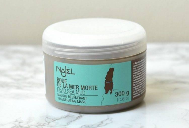 Review: Najel Witte Klei gezichts- en haarmasker
