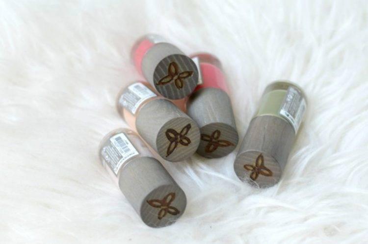 Boho Natuurlijke Nagellak 5 mooie tinten! Review