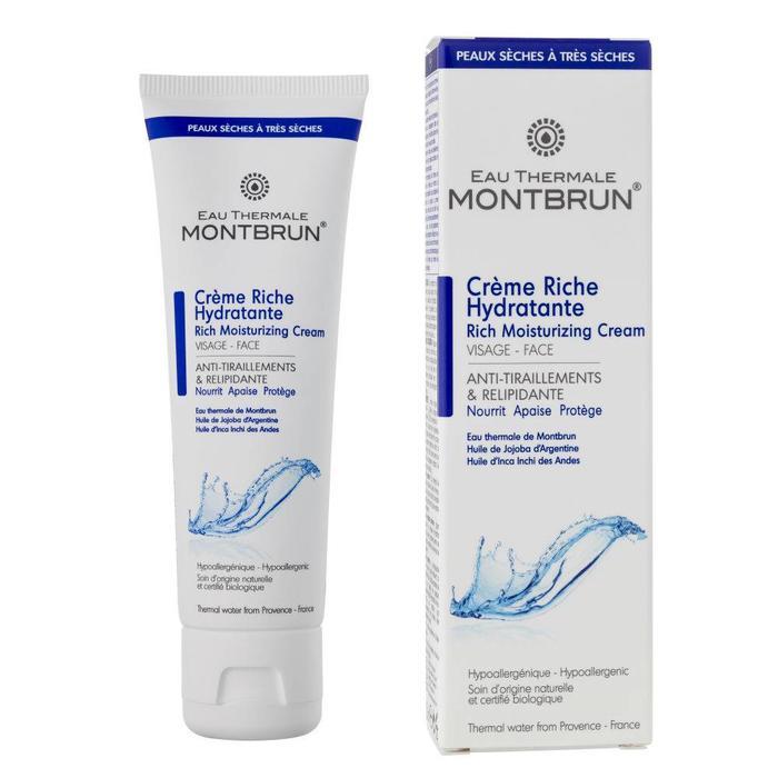 Montbrun Rich Moisturizing Cream 50ml