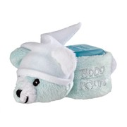 ALPHANOVA Bebe BOBO Blue Bear - cooling beer