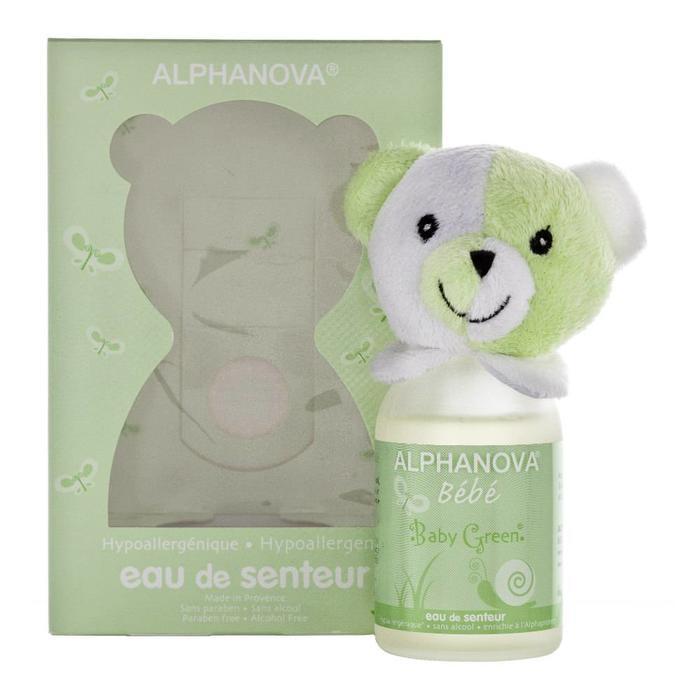 ALPHANOVA BEBE PERFUME unisex - Baby Green 100ml