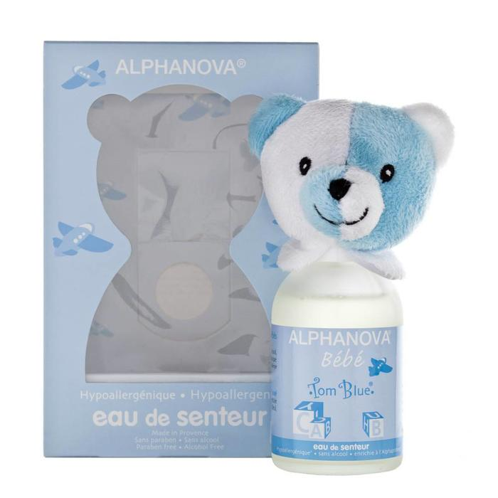 ALPHANOVA BEBE PERFUME for boys -Tom Blue 100ml