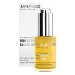 Santaverde Santaverde Biologische Aloe Vera Age Protect Facial Oil