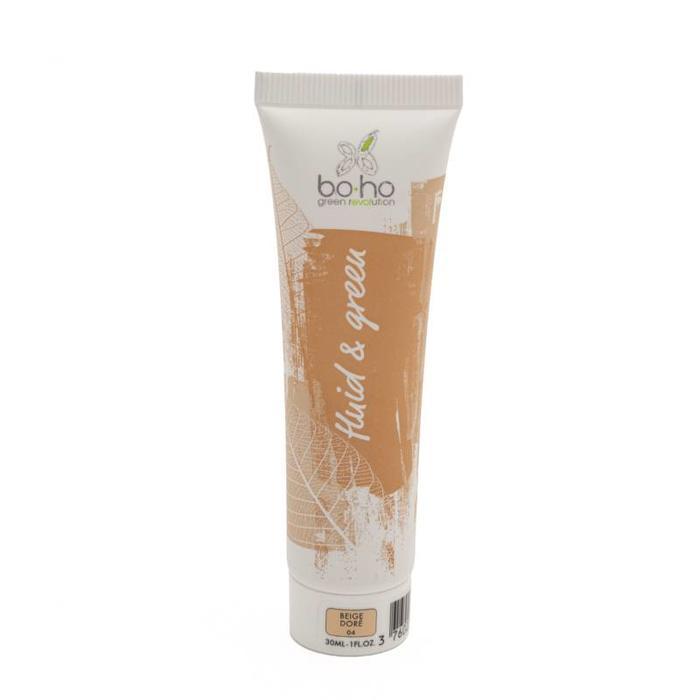 Boho Liquid Foundation 30ml Beige Dore 04