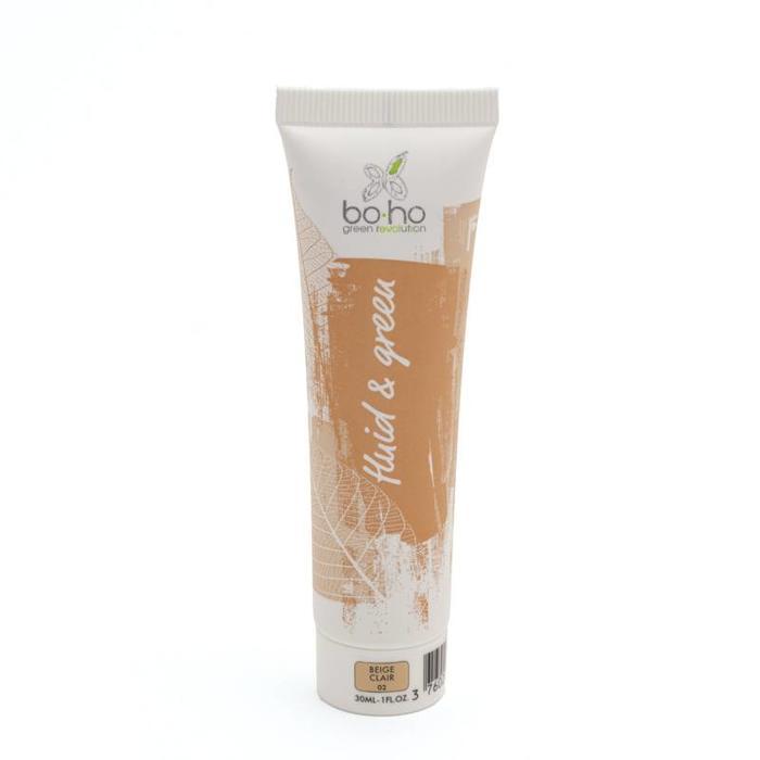 Boho Liquid Foundation 30ml Beige Clair 02