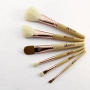 Boho Vegan Brush Oogschaduw 02 schuine top
