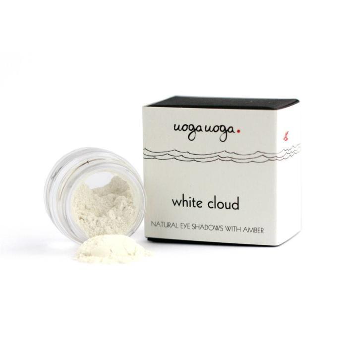 UOGA UOGA Eye Shadow 1g White Cloud 701