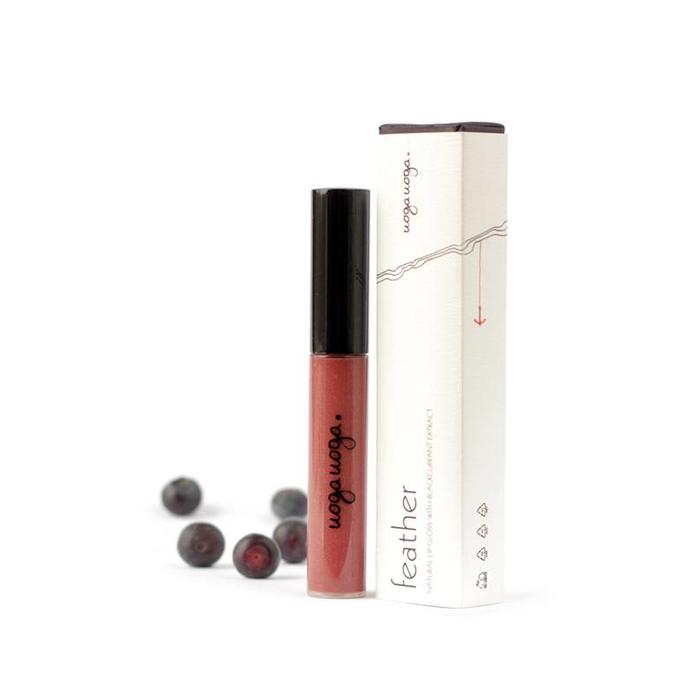 UOGA UOGA Lipgloss 7ml Feather 623